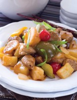 Gluten-free Sweet and Sour Pork
