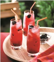 Ryeberry Cocktail