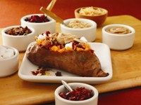 Sweet Potato Bar Recipe
