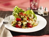 Wheat Berry Tuna Salad