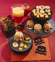 Halloween recipes - Spooky Crackers