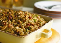 Caramelized Onion with Pancetta & Rosemary Stuffing