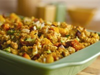 Roasted Vegetable & Cornbread Stuffing