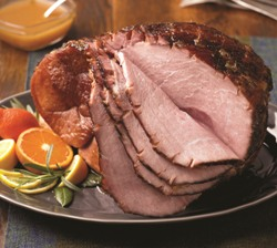 Spiced Grilled Ham
